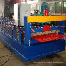 Schnelle Stahlüberdachungsrolle der heißen Verkaufsmetalldachzaunwand, die Maschine für Verkauf bildet