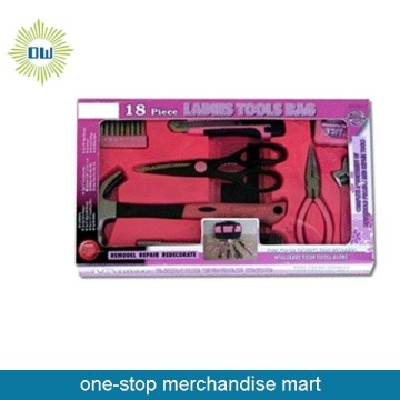 Household Repair Tool Set