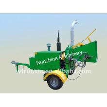 40hp wood crusher machine with CE certificate