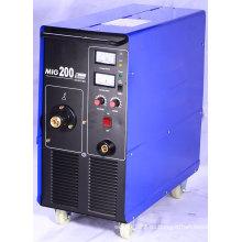 China Mejor calidad inversor DC MIG máquina de soldar MIG200s