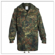 2015 hot sale camo german military parka