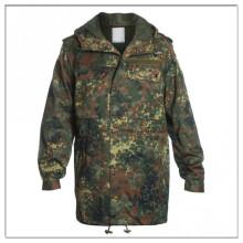 2015 горячая распродажа камуфляж немецкая военная куртка