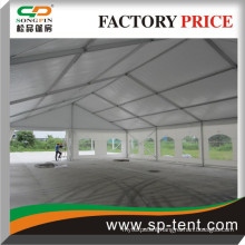 trade show tent 12x20m for small trade fair events