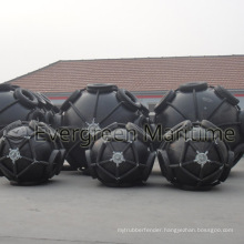 Ship Docking Pneumatic Rubber Fender Manufacturer From China