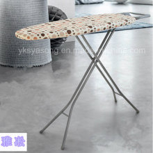 High Quality 36 Inch Steel Mesh Ironing Board with Cover