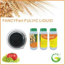 Ácido Fulvic líquido do Fertilzer orgânico de liberação rápida