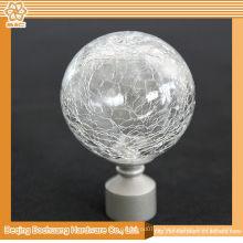 2014 Crystal Glass Декоративные окна Современные занавесы