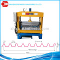 Metal Roofing Panel Automatic Hydraulic Crimping Bending Machine
