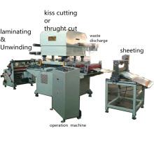 Машина для резки хлопчатобумажной ткани