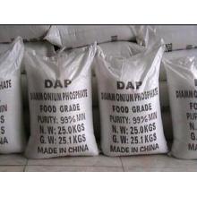 Phosphate de diammonium DAP 18-46-0 Fournisseur, DAP Fournisseur d'engrais dans l'usine