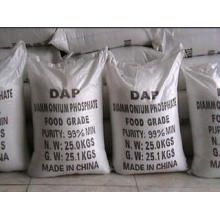 Diammonium Phosphate DAP 18-46-0 Supplier, DAP Fertilizer Supplier in Factory