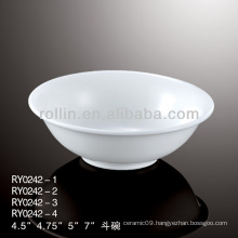 "4.5"" rice bowl, porcelain&ceramic bowl used in hotel and restaurant"