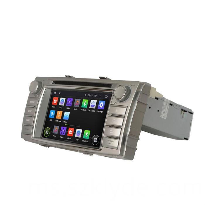 CAR audio player for Hilux (2)