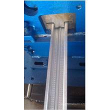 Quilha ômega galvanizado rolo forma máquinas