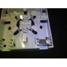 Armoires et accessoires FTTH - Prise optique à 2 ports