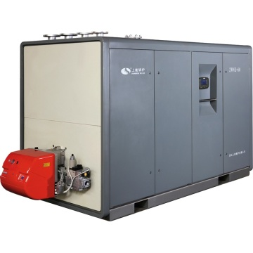 1400kw 2800kw 3500kw gas burner Vacuum Hot Water Boiler for Hotel