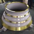 Запасные части для дробилки Shenano Metso для высокомарганцевой дробилки