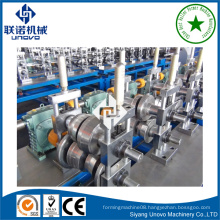 round chimmy pipe roll forming machine different profile
