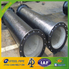 Tuyau de bride en acier au carbone dans le système d'irrigation