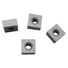 Carboneto de tungstênio para espaços em branco