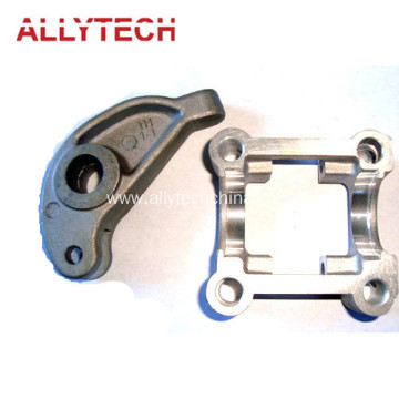 High Precision CNC Machined Turned Plating Parts