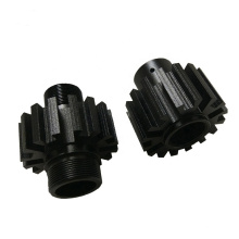 Custom cnc machining precision metal gear parts