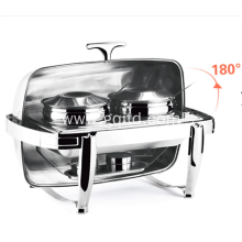 Western Food Electric restaurant hotel supplies buffet stove