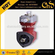Shantui SL50W-2 P / N 612600130496 compresseur d'air pour chargeuse sur pneus