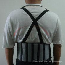 Cinturón de trabajo de neopreno duradero con juntas de resorte (NS0017)