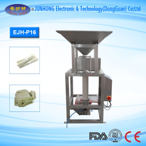 High Efficiency Power Metal Detector for Food