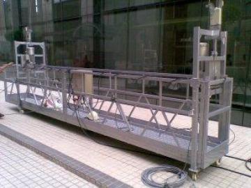 Hanging Scaffold Rope Suspended Platform for 500 / 630 / 80