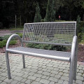 Bench Grating Galvanized Steel dan Pengerusi