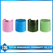 28 410 PP Tapa de plástico con diseño especial para botella