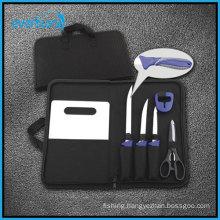 Fillet Knife Set with Scissor and Sharpen