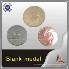Médaille en argent doré à l'argent
