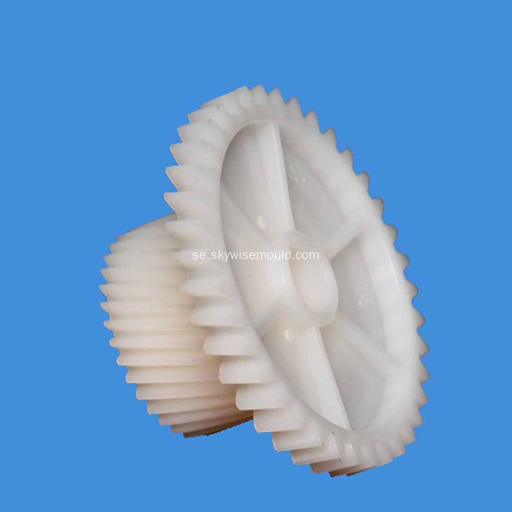 Custom Plastic Tooth Gear Injection Molded