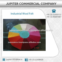 A Grade Tough Quality Industrial Wool Felt for Sale
