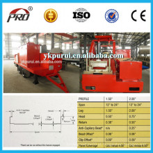 PRO-KR 24 Frame Large Arch Telhado Painel Cold Roof Forming Machine