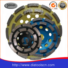 Diamond Double Row Grinding Wheel