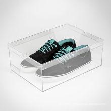 Transparent Clear Acrylic Shoe Box