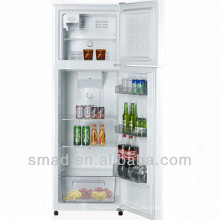 220v 60hz 294L hogar Sin refrigerador congelador superior helada