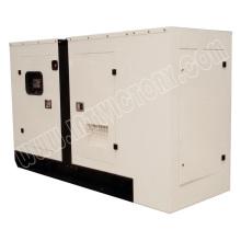 10kVA ~ 150kVA tipo silencioso generador de potencia diesel conjunto