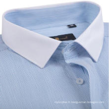 Interlignage tissé fusible pour collier de chemise