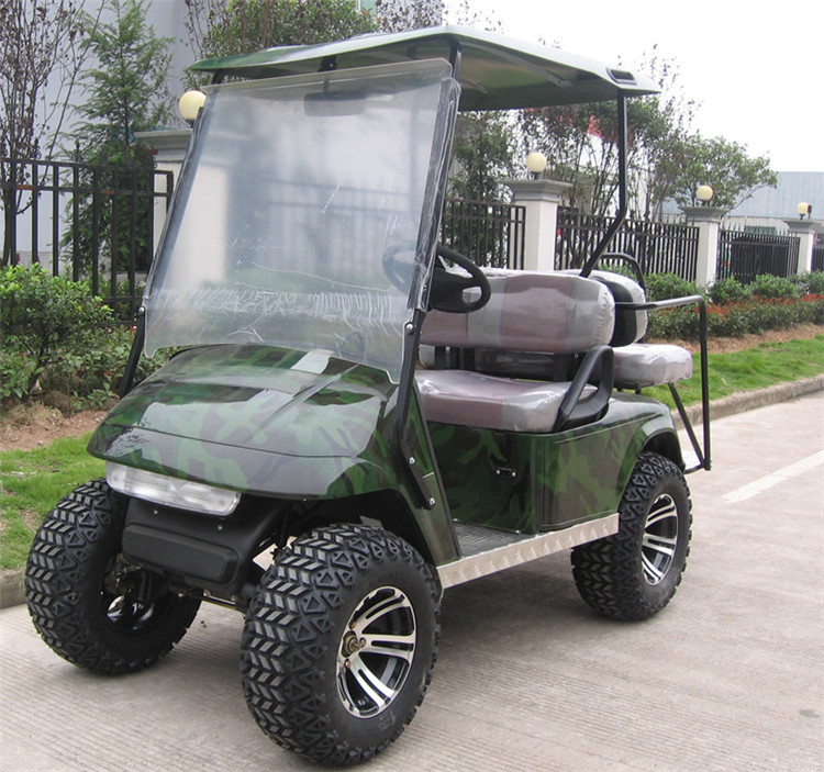 2+2 Seaters Off Road Golf Carts