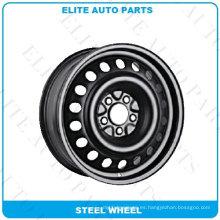 17X6.5 rueda de acero para coche