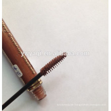 Haar Farbe Wimperntusche, graues Cover-up mascara