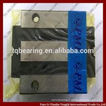 Roulements linéaires de bloc de PMI de type de charge élevée MSA45E