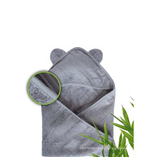 полотенце с капюшоном для малыша ультра мягкие детские пляжное полотенце