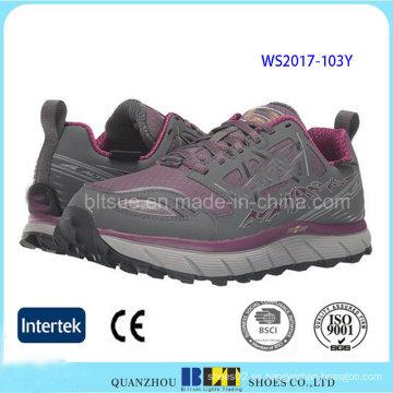 Zapatillas de deporte atléticas de la suela de goma vendedora caliente vendedora