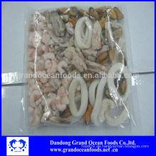 Gefrorene gemischte Meeresfrüchtebeutel